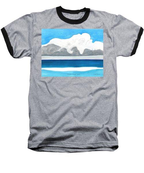 Miami Beach, Florida Baseball T-Shirt