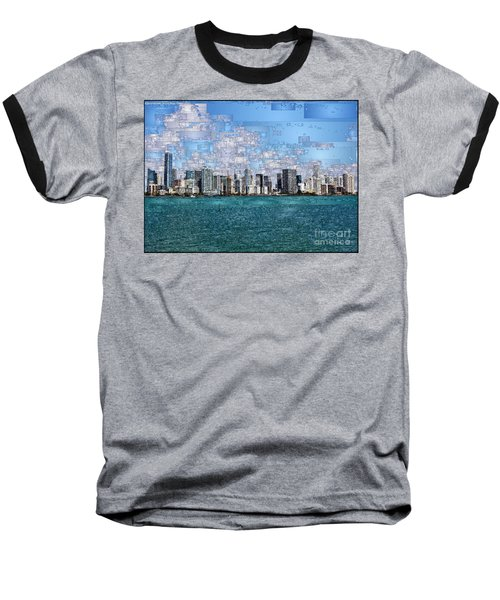 Miami, Florida Baseball T-Shirt