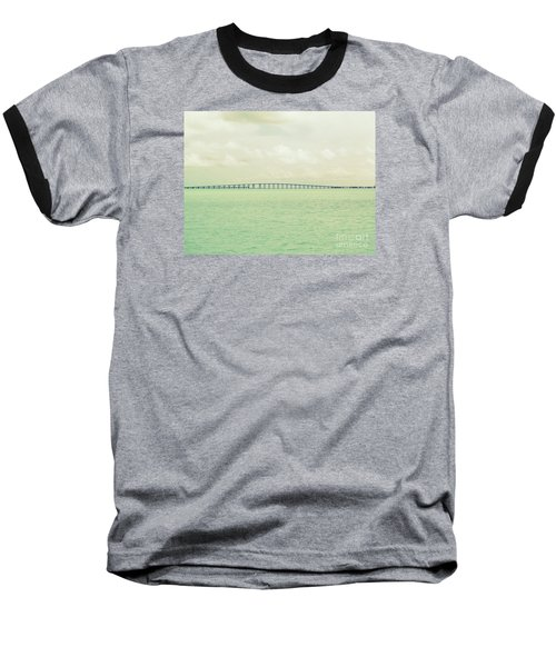 Baseball T-Shirt featuring the photograph Miami  by France Laliberte
