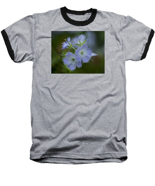 Miami Mist Bloom Baseball T-Shirt