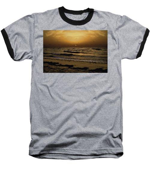 Miami Sunrise Baseball T-Shirt