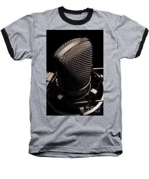 Mic Baseball T-Shirt