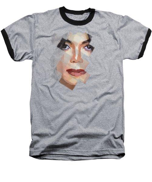 Michael Jackson T Shirt Edition  Baseball T-Shirt