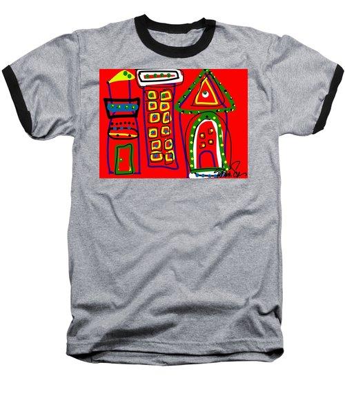 Michael Landon Little House On The Prairie Baseball T-Shirt