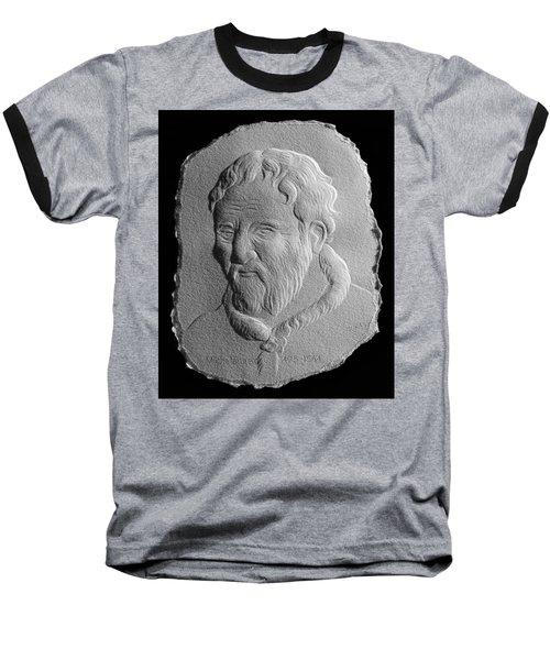 Michelangelo Baseball T-Shirt