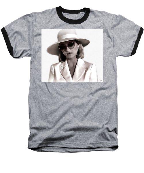 Michelle Pfeiffer Baseball T-Shirt