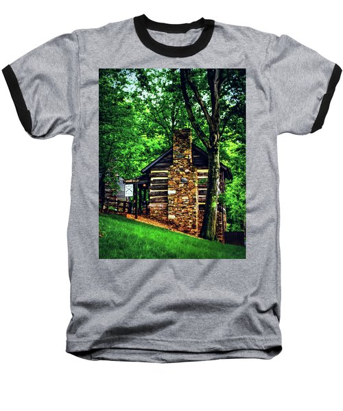 Michie Tavern No. 2 Baseball T-Shirt