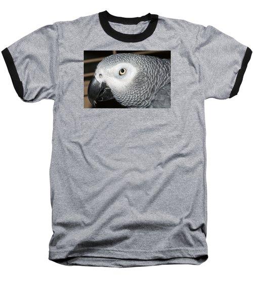 Mickie The Bird Baseball T-Shirt