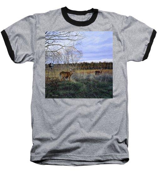 Take Out - Deer Baseball T-Shirt