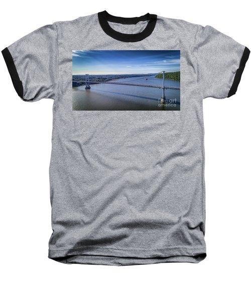 Mid-hudson Bridge In Spring Baseball T-Shirt