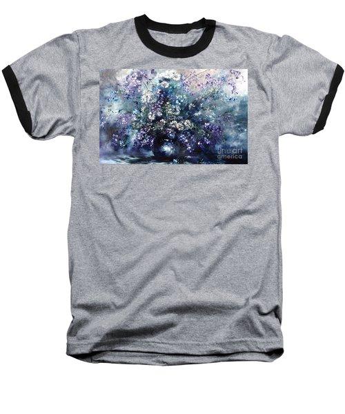 Mid Spring Blooms Baseball T-Shirt