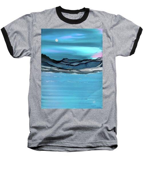 Midday Moon Baseball T-Shirt