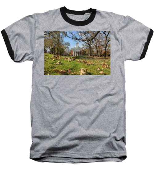 Middle College On An Autumn Day Baseball T-Shirt