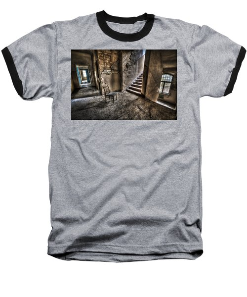 Middle Floor Seating Baseball T-Shirt