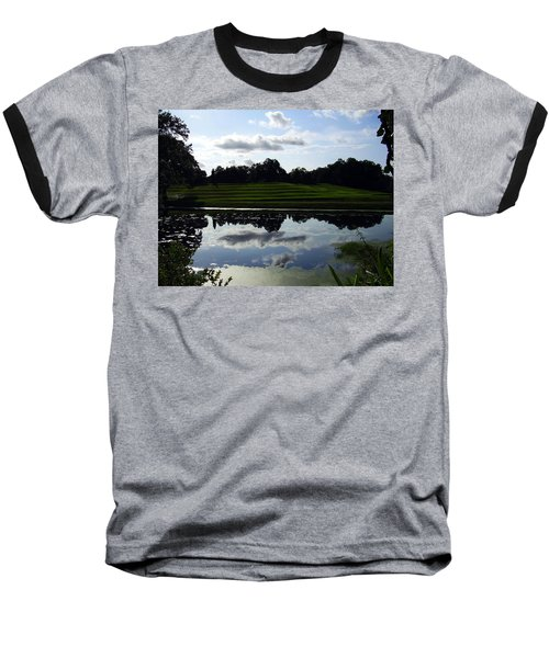Middleton Place II Baseball T-Shirt by Flavia Westerwelle
