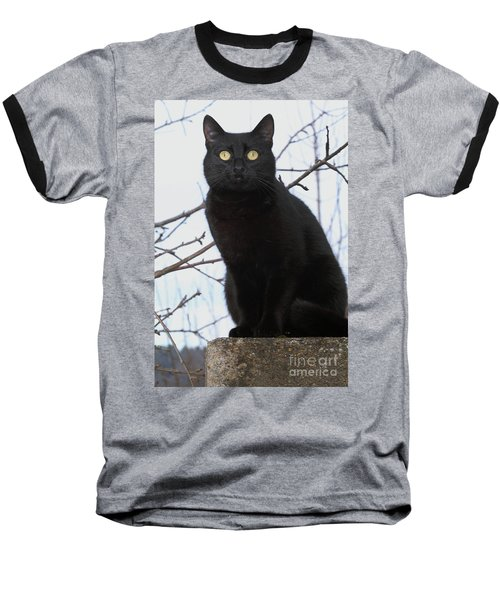 Baseball T-Shirt featuring the photograph Midi 2 by Wilhelm Hufnagl