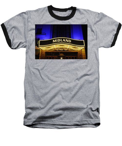 Midland Theater Baseball T-Shirt