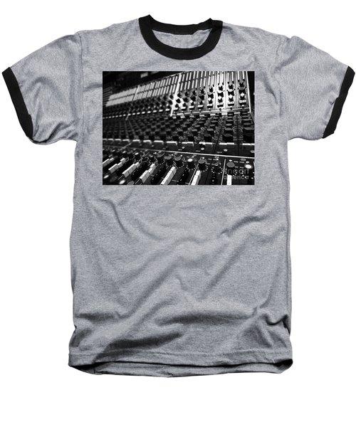 Midnight Affair Baseball T-Shirt by Gem S Visionary