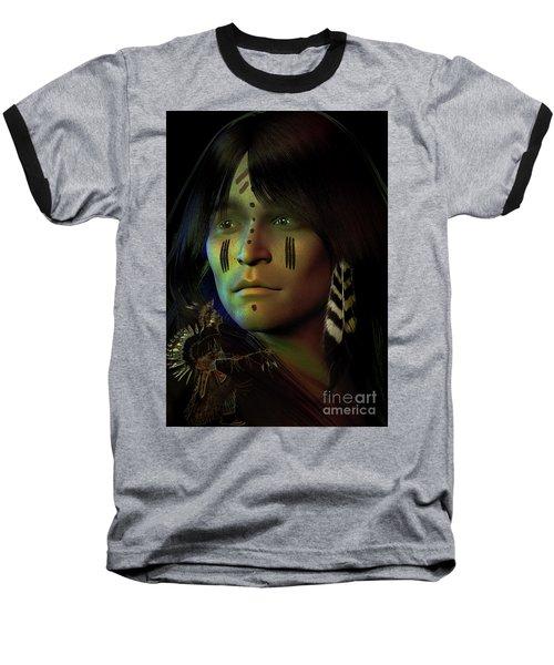 Midnight Dreaming Baseball T-Shirt