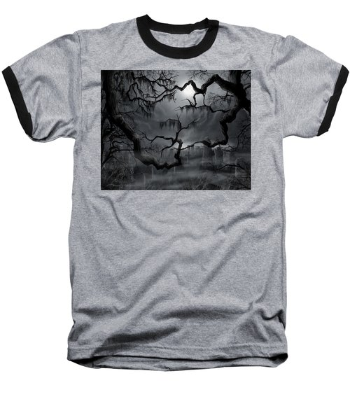 Midnight In The Graveyard II Baseball T-Shirt