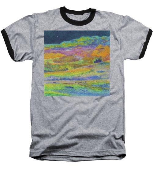 Midnight Magic Dream Baseball T-Shirt
