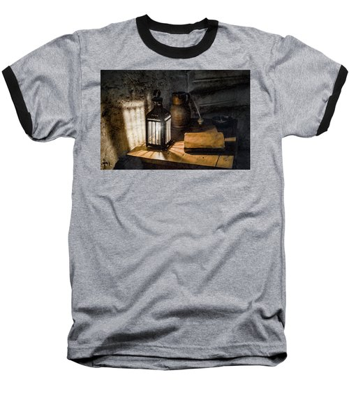 Paris, France - Midnight Oil Baseball T-Shirt
