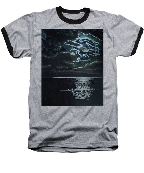 Midnight Passage Baseball T-Shirt