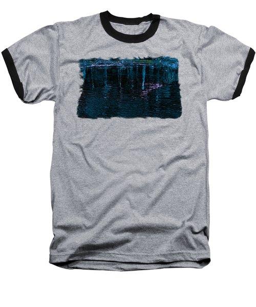 Midnight Spring Baseball T-Shirt
