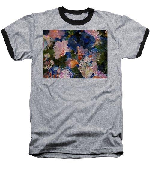 Midnight Summer's Dream Baseball T-Shirt by Nancy Kane Chapman
