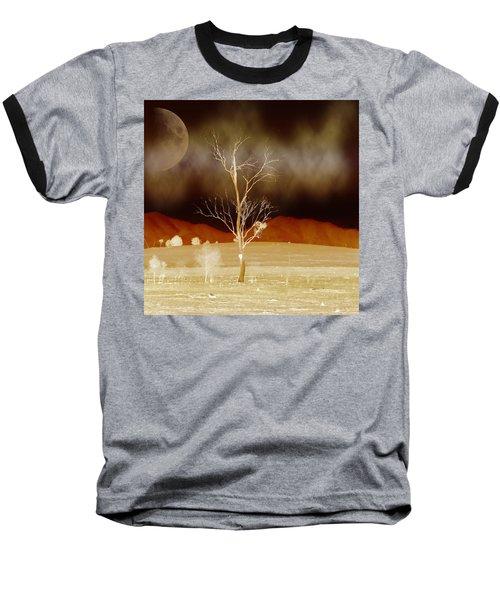 Midnight Vogue Baseball T-Shirt by Holly Kempe