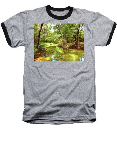 Midsummer Dream Baseball T-Shirt