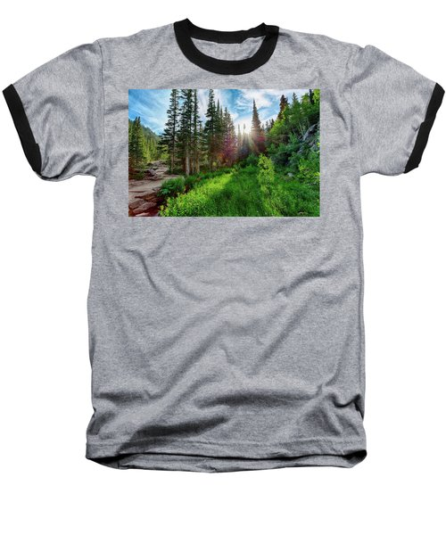 Baseball T-Shirt featuring the photograph Midsummer Dream by David Chandler