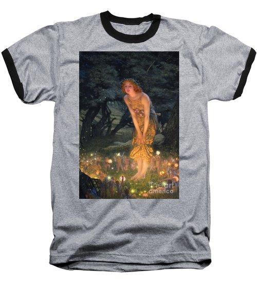 Midsummer Eve Baseball T-Shirt