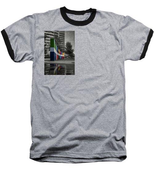 Midtown Atlanta Baseball T-Shirt