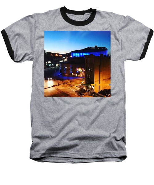 Midtown Neon Baseball T-Shirt
