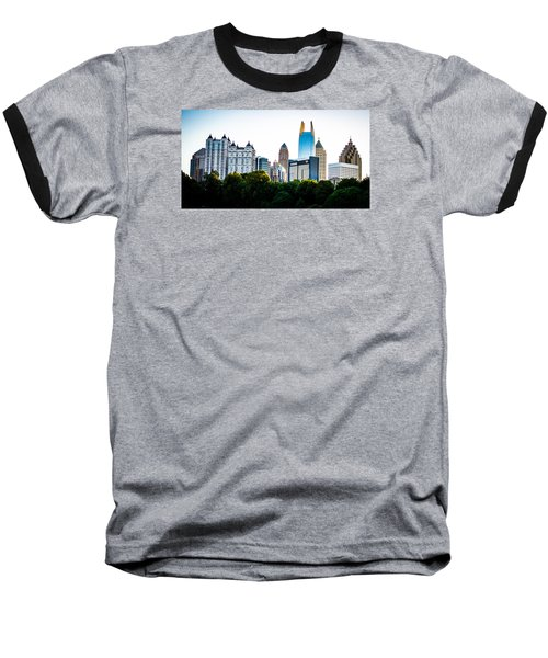 Midtown Skyline Baseball T-Shirt