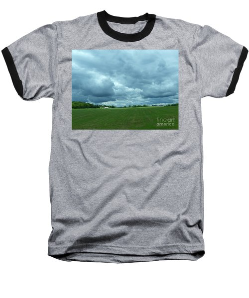 Midwestern Sky Baseball T-Shirt