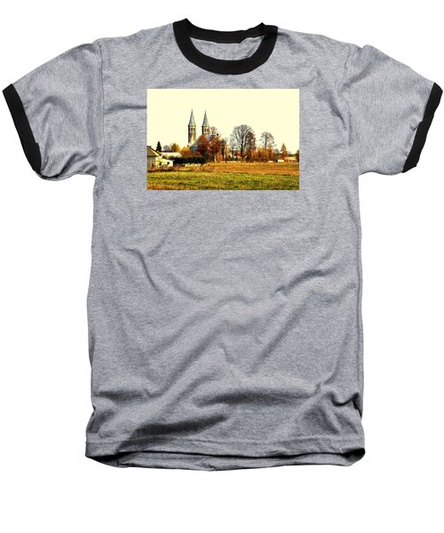 Miedzierza Church Baseball T-Shirt