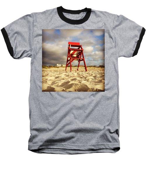 Mighty Red Baseball T-Shirt