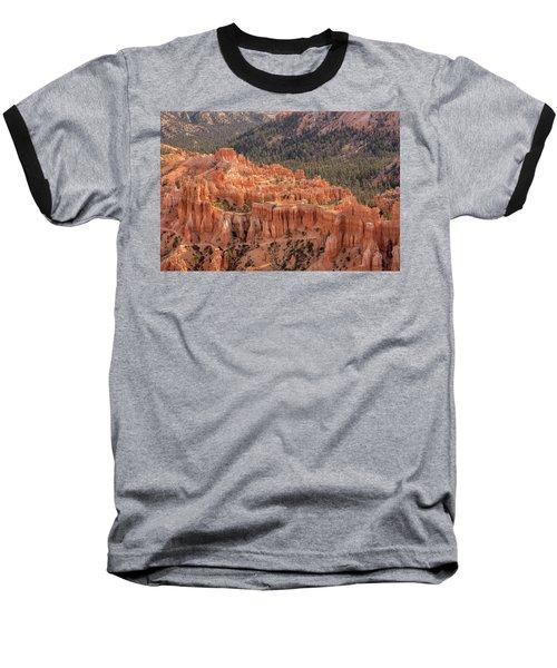Mighty Fortress Baseball T-Shirt