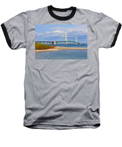 Mighty Mac In October Baseball T-Shirt