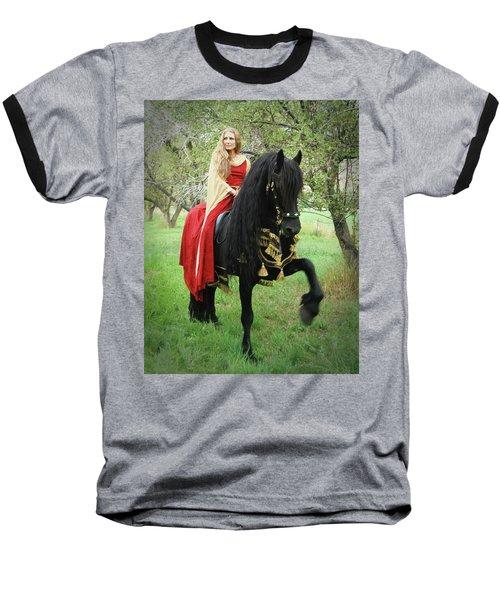 Mighty Step Baseball T-Shirt