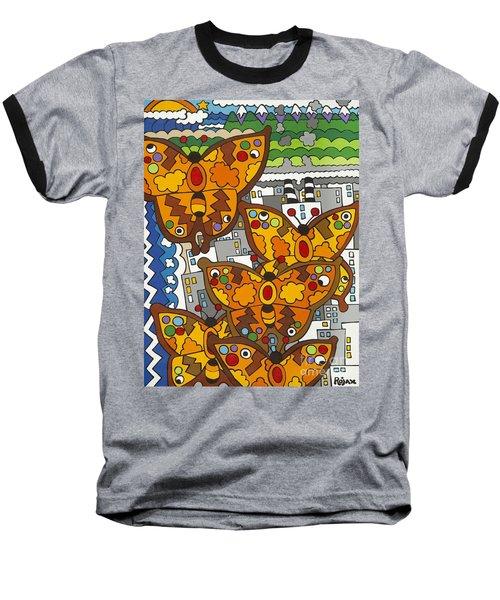 Migration Baseball T-Shirt