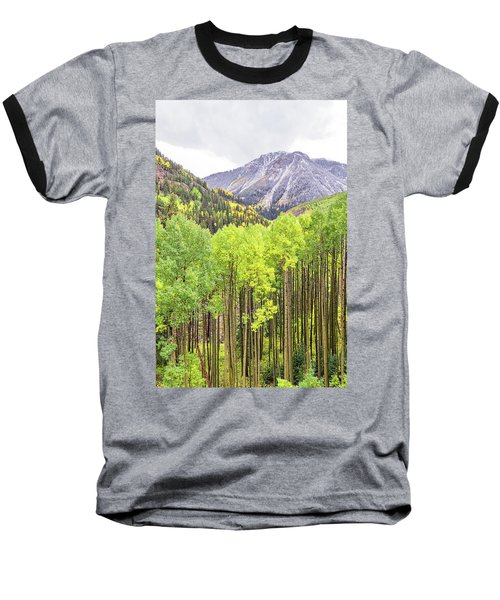 Miguel County Colorado Baseball T-Shirt