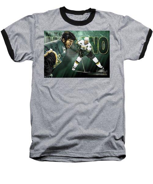Baseball T-Shirt featuring the digital art Mike Modano by Don Olea