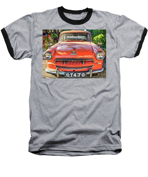 Miki's Car Baseball T-Shirt