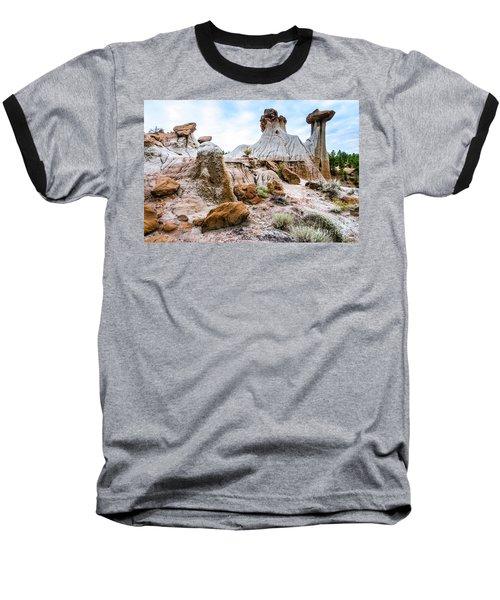 Mikoshika State Park Baseball T-Shirt