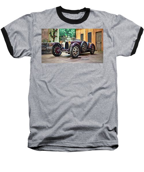 Baseball T-Shirt featuring the photograph Mile-a-minute by Eduard Moldoveanu