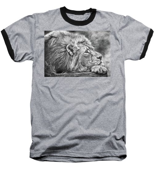Miles Away Baseball T-Shirt
