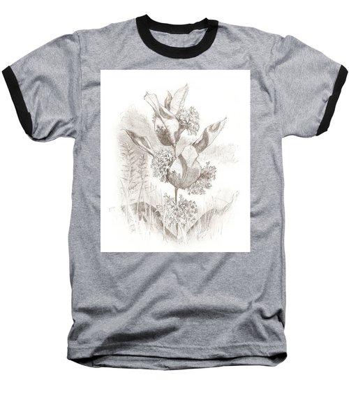 Milkweed Baseball T-Shirt
